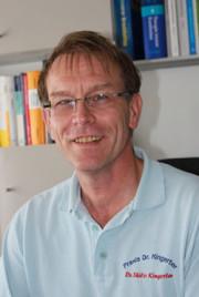 Foto - Dr. med. Thilo Kingerter, Wilhelmshaven